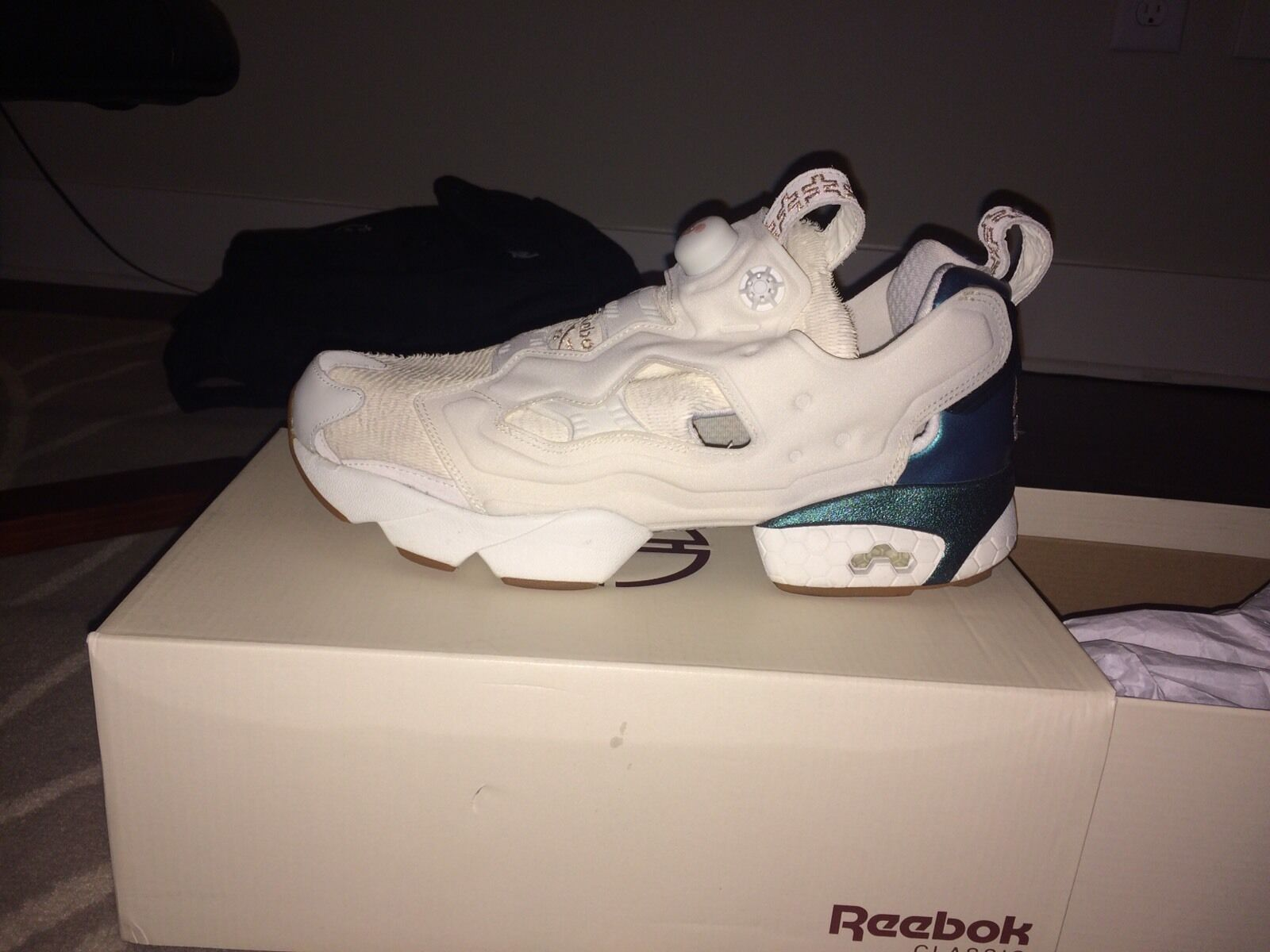 Mens Reebok InstaPump Fury Chinese New Year of the Rooster Worn 3 Times