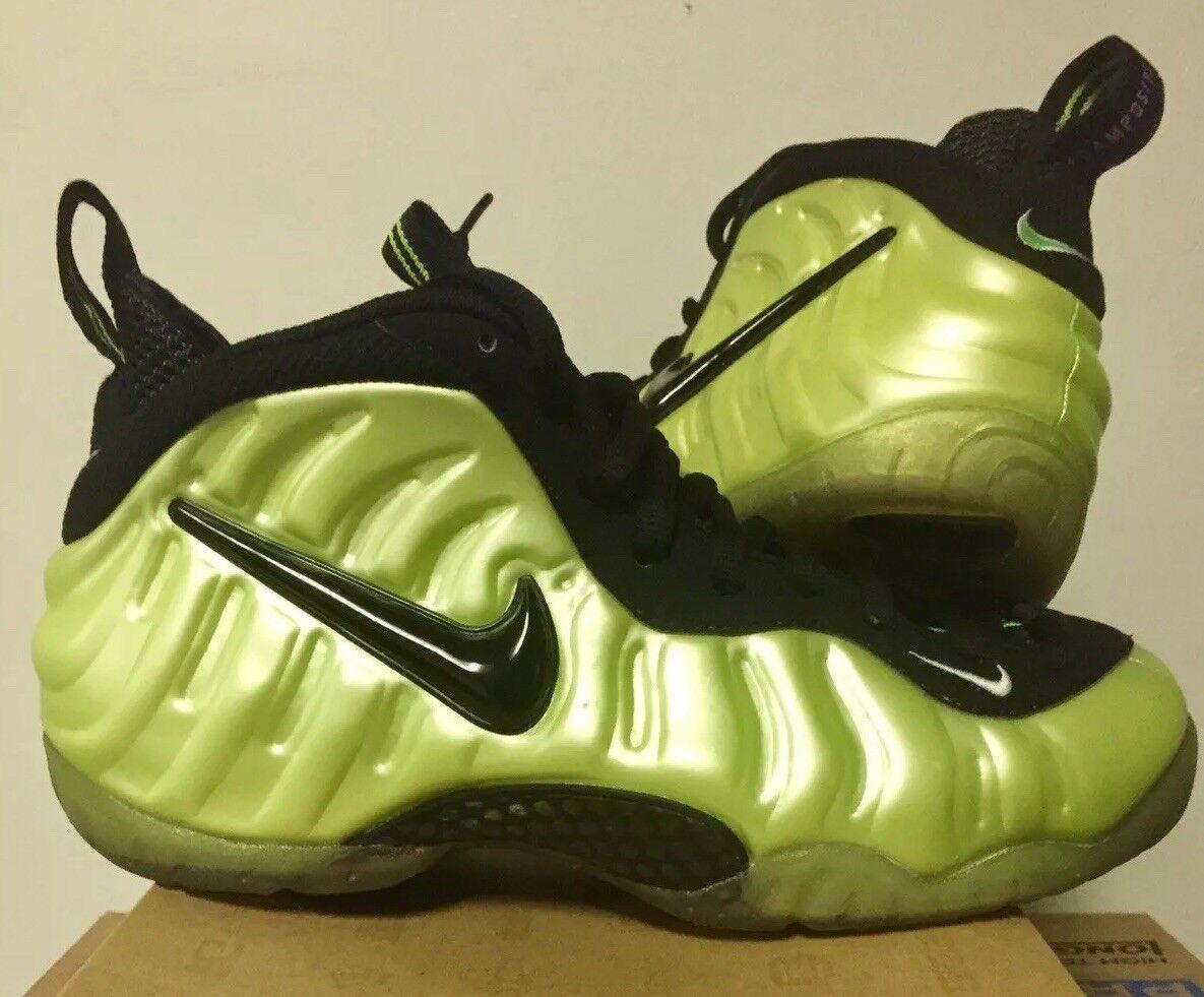 Nike foampsite pro 2010 melanzana 8,5 electric green volt melanzana 2010 penny royal pearl og 439b39