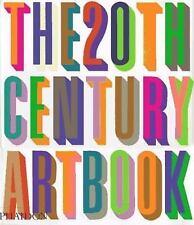 The 20th Century Art Book by Phaidon Press Editors (2001, Paperback, Mini Edition)