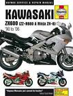 Kawasaki ZX600 (ZZ-R600 & Ninja ZX-6) 90-06 by Editors of Haynes Manuals (Paperback, 2015)
