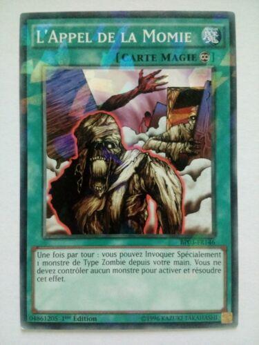 Yugioh card starfoil-vf the call of the mummy-bp03-fr146