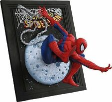 NECA Marvel Collector's Club EXCLUSIVE SPIDER-MAN #2 Statue Cover 301 New Sealed