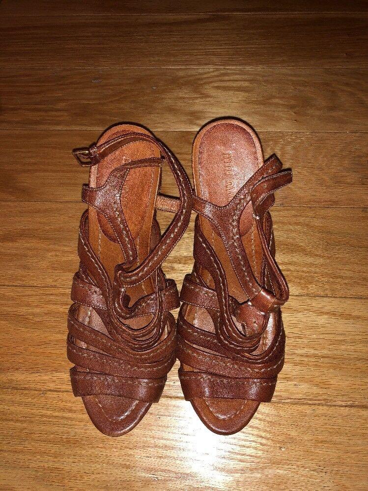 Miu Miu Schuhes Größe 38,5