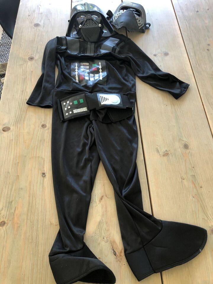 Udklædningstøj, Darth Wader / Kylo Ren