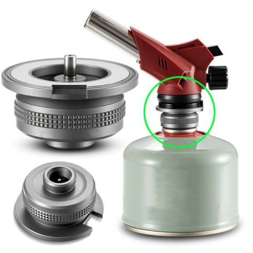 Gas Tank Adapter Replacement Supply Connector For Camping Hiking Hot Sale Newest