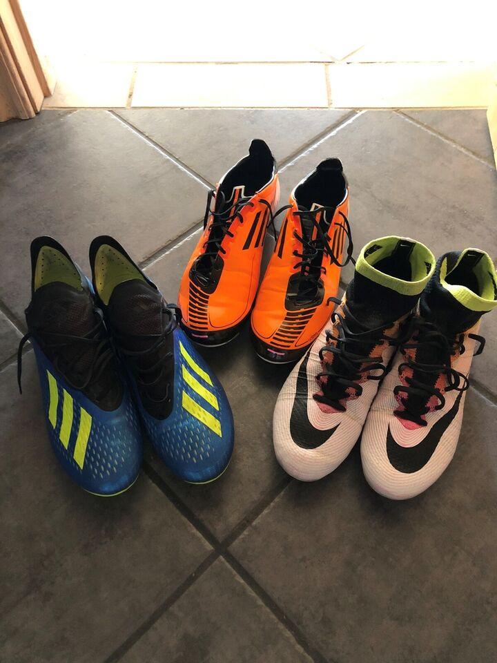 Fodboldstøvler, Adidas F50,Nike , – dba.dk – Køb og Salg af