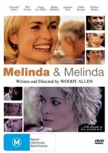 1 of 1 - Melinda  & Melinda...REG 4...WILL FERRELL...AMANDA PEER...NEW & SEALED