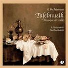 Georg Philip Telemann: Tafelmusik, Part 3 (CD, Mar-2015, Christophorus)