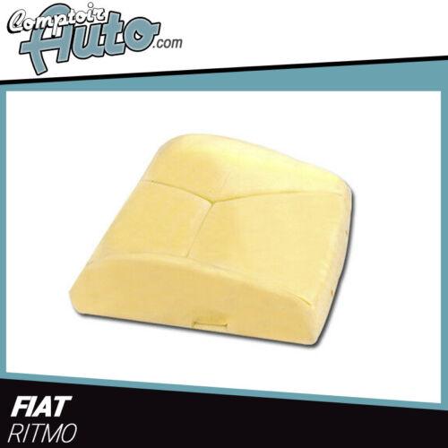 Mousse dossier avant pour Fiat Ritmo
