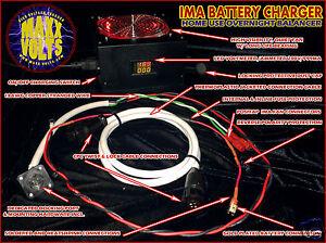 2005-2007 Honda Accord Hybrid EL-1 IMA Battery Grid Charger Balancer *NEW!*