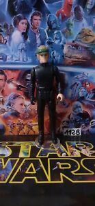 Star wars vintage figurine Luke poncho NC 1985 Incomplet ( 112B )