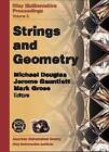 Strings and Geometry by American Mathematical Society (Paperback, 2004)