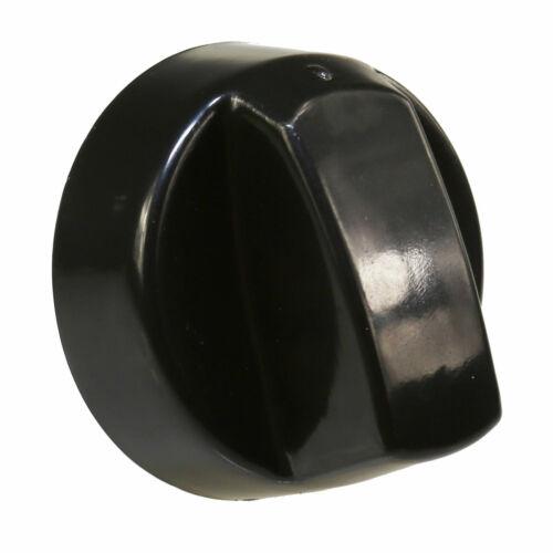 FITS FLAVEL LAMONA TRICITY BENDIX BLACK COOKER OVEN HOB KNOB /& ADAPTORS x 6