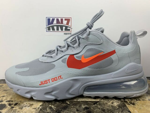 Nike Air Max 270 React Wolf Grey Ct2203 002 Mens Shoes Size 8 For