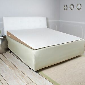 Avana Inclined Memory Foam Mattress Topper Wedge With