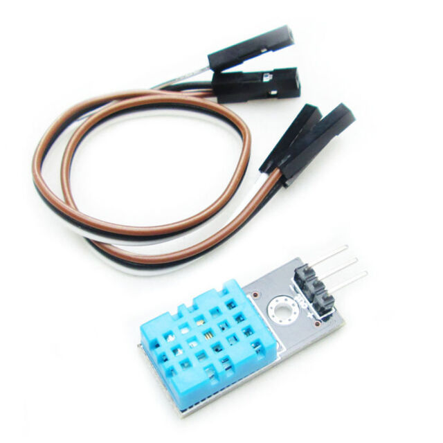 DHT11 Temperature and Humidity Sensor Module for Arduino UNO MEGA 2560 AVR PIC