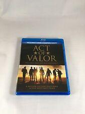 Act of Valor Blu-ray Disc, 2012, 2-Disc Set (No digital copy)