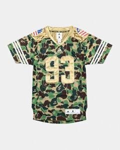 adidas originals bape sb jersey t-shirts