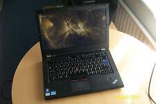 Lenovo Thinkpad T420 Laptop i5 2.5-3.2GHz CPU 4GB RAM Docking Station 320GB HDD