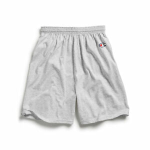 43e4f633f54 Champion Cotton Gym Short XL Oxford Grey for sale online