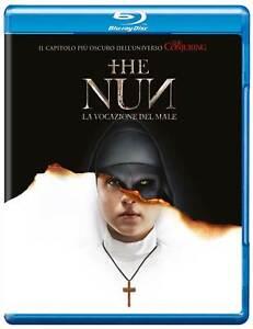The-Nun-La-Vocazione-Del-Male-Blu-Ray-NEW-LINE
