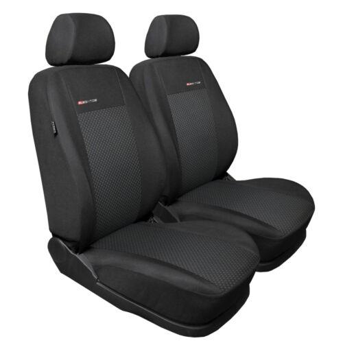 Ford C-Max 2x Front gamuza p3-38 coche fundas para asientos ya referencias funda del asiento