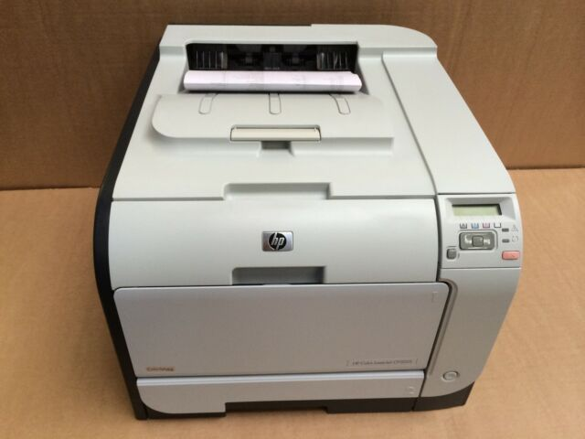 HP Colour LaserJet CP2025N CP2025 Network Ready A4 Printer No Toners + Warranty