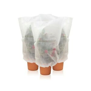 Amazy Plant Protection (set of 3 | S) – The practical Fleece Plant Bags prote...