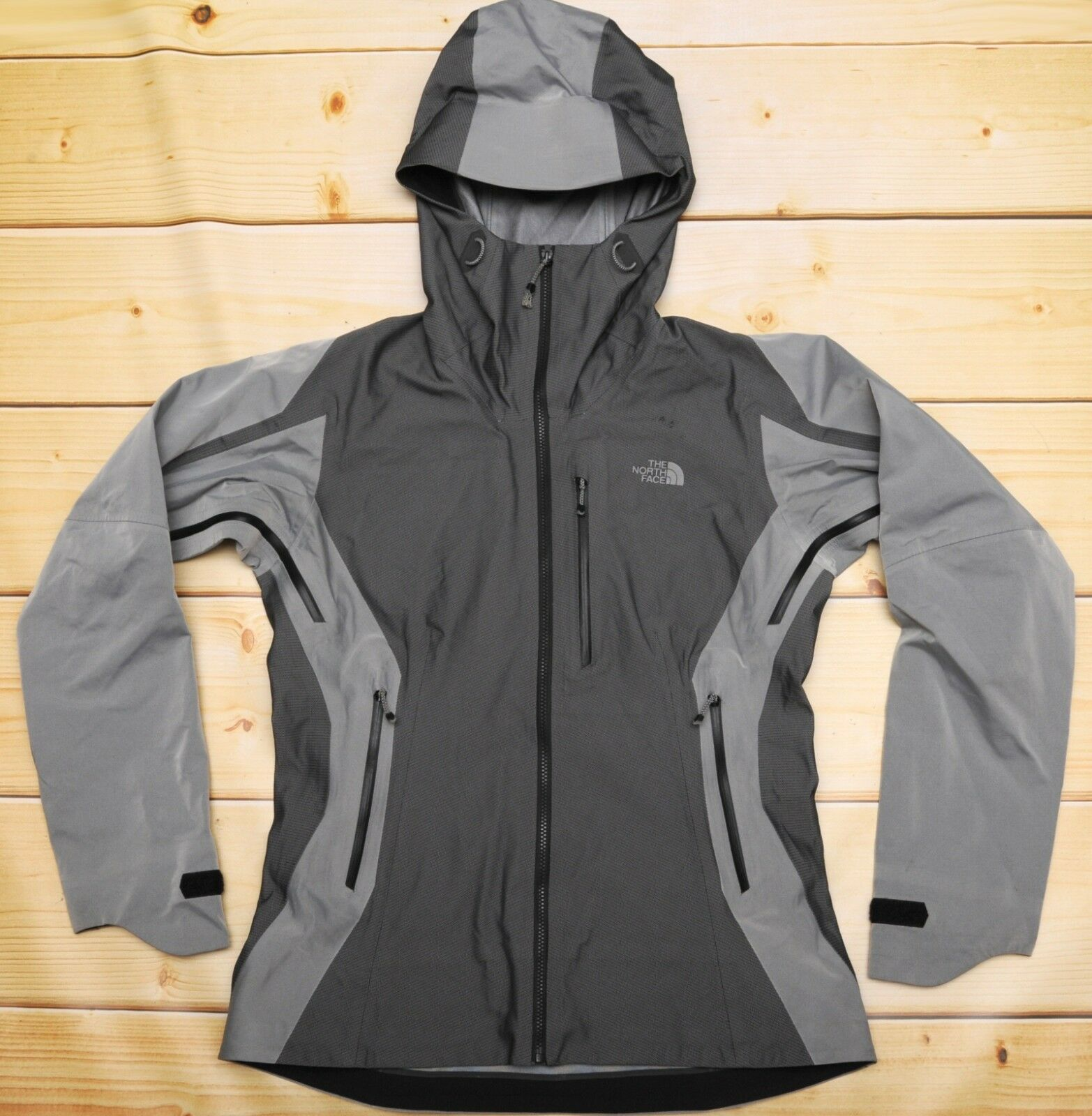 The North Face  L5 Serie Summit fuseform Pro Hard Shell Mujer Chaqueta gris-M  mejor moda