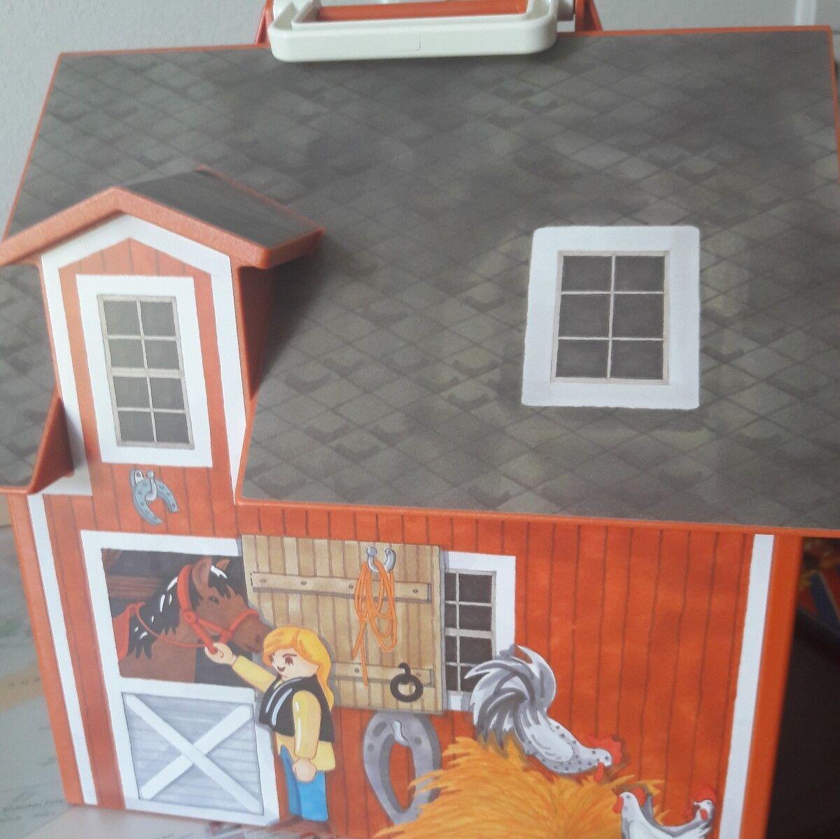Playmobil 4142 - Mein Bauernhof Zum MITNEHMEN