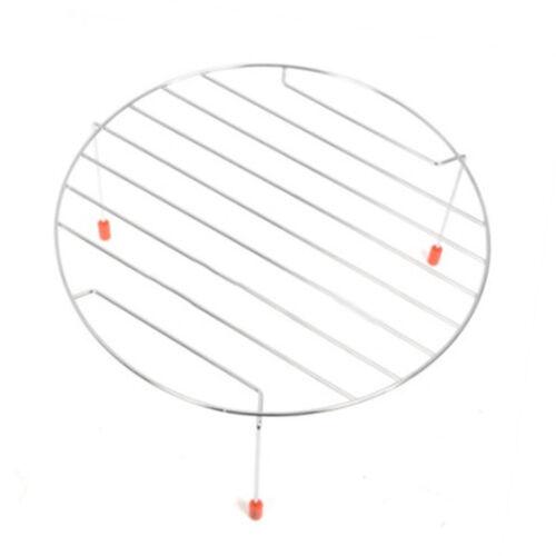 Universal Forno a Microonde Combinato Grill Wire Rack Stand Scaffale diametro 26cm