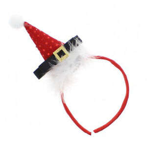 Christmas-Headband-Sequin-Santa-Suit-Hat-Buckle-Novelty-Headbands-Office-Party