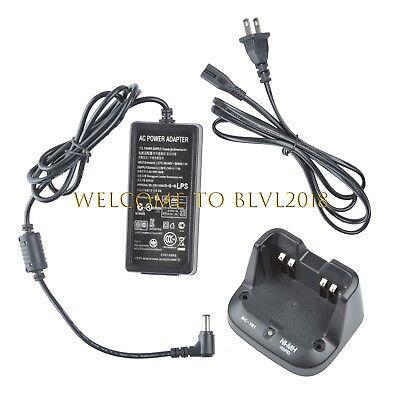 BC-191 Rapid Charger For ICOM T70 V80 F3001 F4001 F3101 F4101 F3210 F4210 Radio