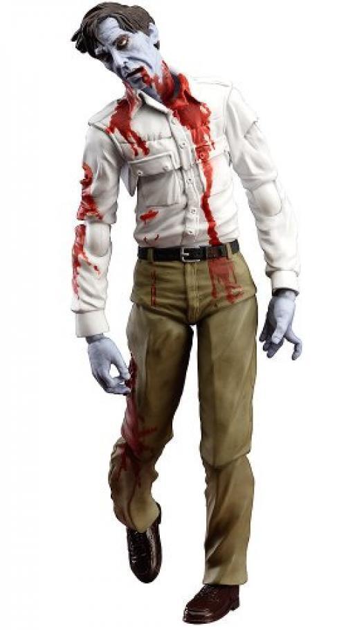 Nuevo Figma 224 Dawn Of The Dead Flyboy Zombie Figura Max Factory F