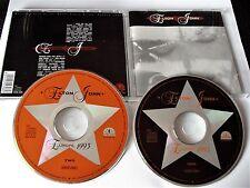 ELTON JOHN EUROPE 1993 2CD SET 1994 GOLDEN STARS MADE IN ITALY VERY RARE!