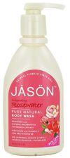 JASON Natural Products - Satin Shower Body Wash Rosewater - 30 oz.