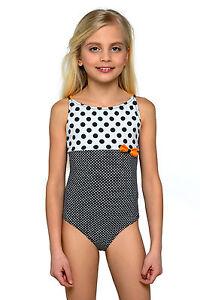 s l300 new girls one piece swimming costume swimwear swimsuit uk age 8 9,9 10 Swimwear