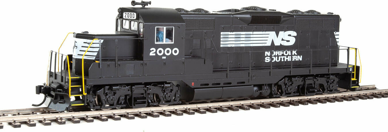 Traccia h0DIESEL EMD gp9 Norfolk Southern  10410 NUOVO