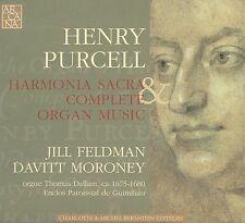 Harmonia Sacra & Complete Or, New Music