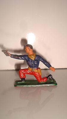 Rigoroso Figurine Figur Starlux Cowboy N°29 (4x5cm)