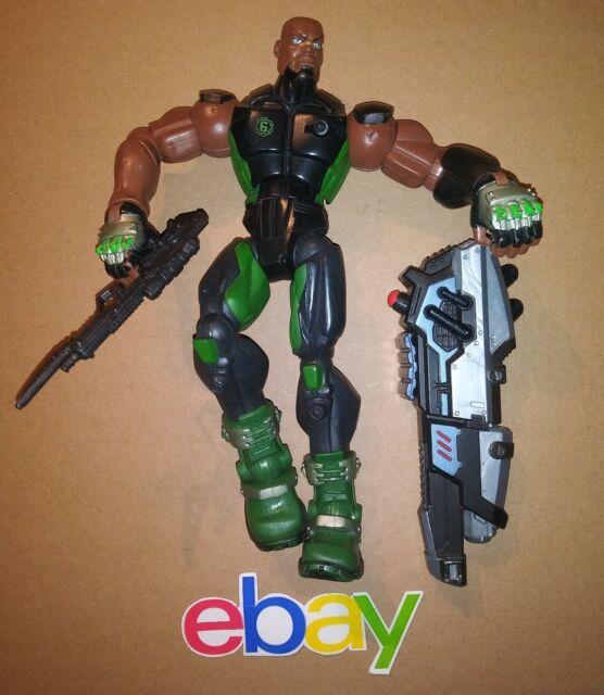 """G.I.Joe 2.5/"""" Sigma 6 HASBRO 2006 NEW 3 Figure Tube Snake Eyes Heavy Duty Sky BAT"""