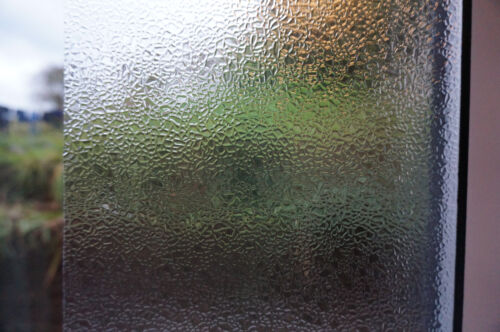::CRACKED ICE Decorative or Privacy Static Window Film