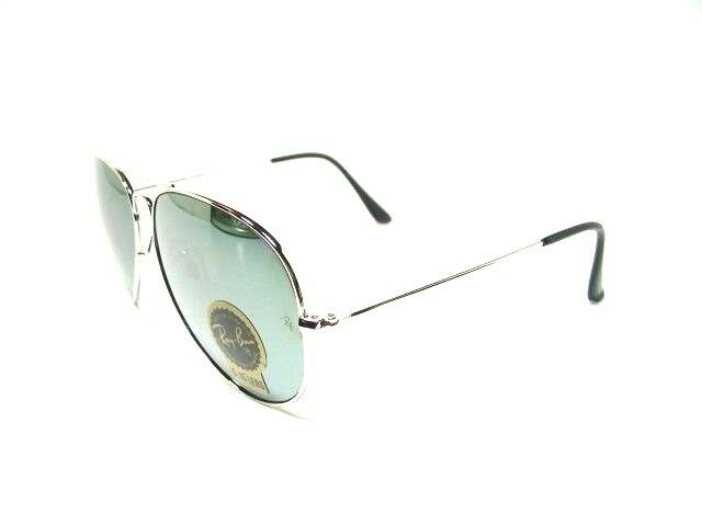 d5cb16ab216 Sunglasses Ray-Ban Aviator Large Metal RB 3025 W3277 Silver Mirrored 58 Mm  for sale online