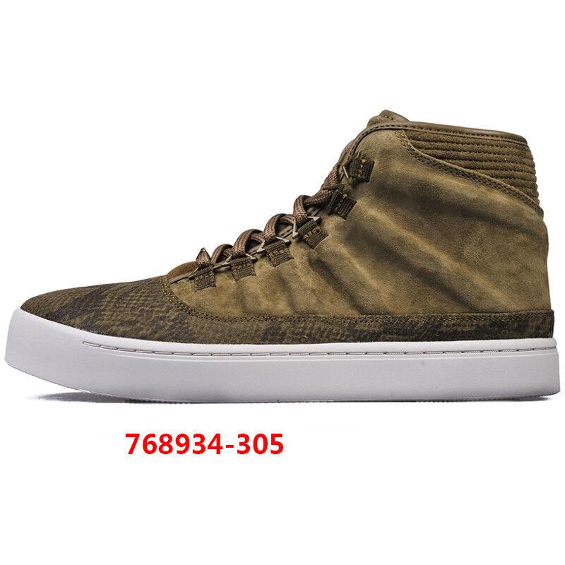 NIKE Air Jordan Westbrook 0 snakeskin Olive Militia Militia Militia Green Cargo 768934 305 sz 9 9000fa