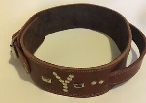 REAL-LEATHER-HEAVY-DUTY-DOG-COLLAR-WITH-HANDLE-QUICK-CONTROL-FOR-TRAINING-2-INCH