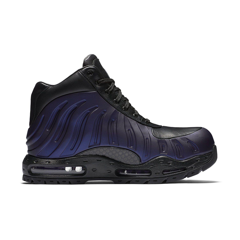 Nike Hommes Air Max Foamdome Bottes Dark Violet 843749-500