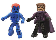 Marvel Minimates Series 58 Days of Future Past Magneto & Mystique Diamond Select