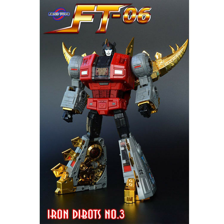Transformers FansToys FT-06 FT06 SNARL Masterpiece