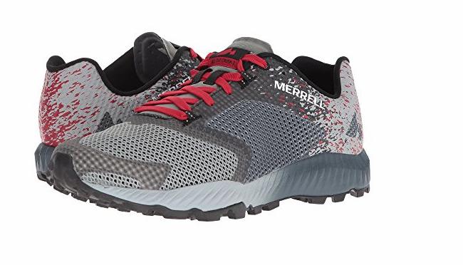 MERRELL J12563 ALL OUT CR H 2 Mn´s (M) Slate Mesh Training Shoes