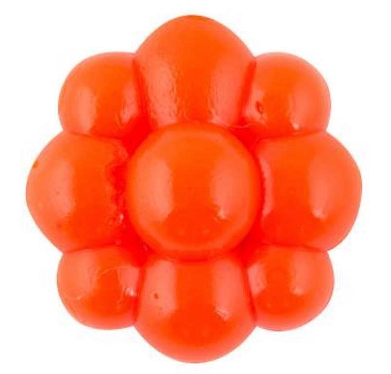 S/änger Iron Trout Egg Black Orange 8g 8055808 Forellen-Ei Wasserkugel
